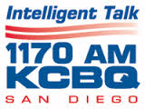 Intelligence Talk - 1170 AM KCBQ SAN DIEGO
