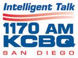 Intelligence Talk - 1170 AM KCBQ SAN DIEGO