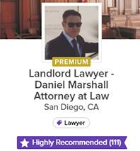 Daniel Marshall - Attorney at Law